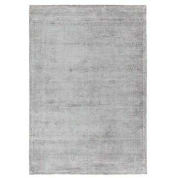 Reko Rug, 1.6 x 2.3m, Silver