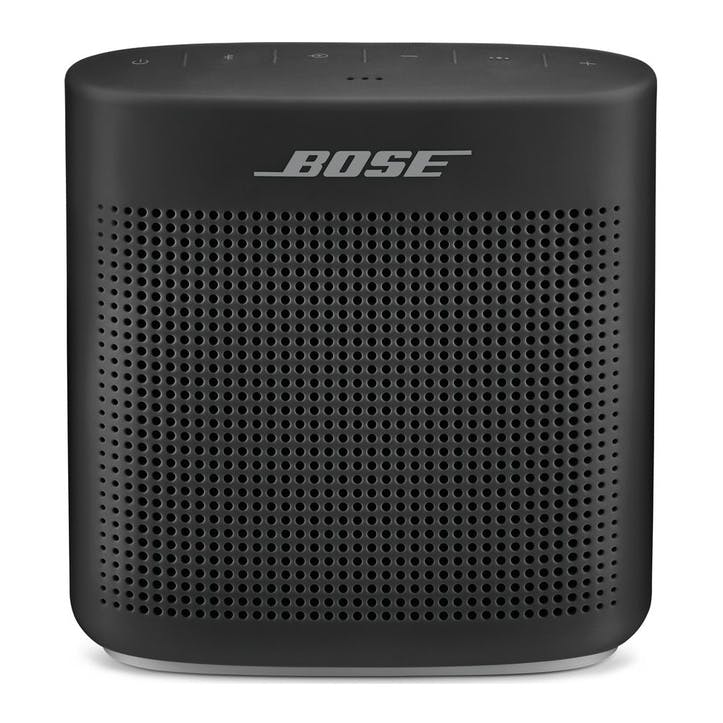Soundlink Color II Portable Bluetooth Wireless Speaker; Black