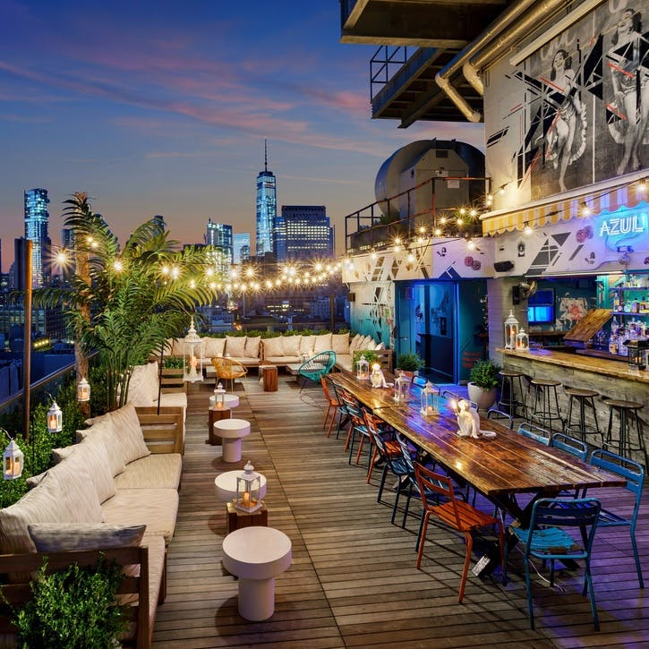 A voucher towards a stay at Hotel Hugo for two, New York, USA