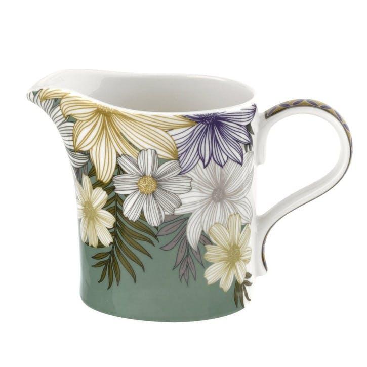 Atrium Floral Cream Jug