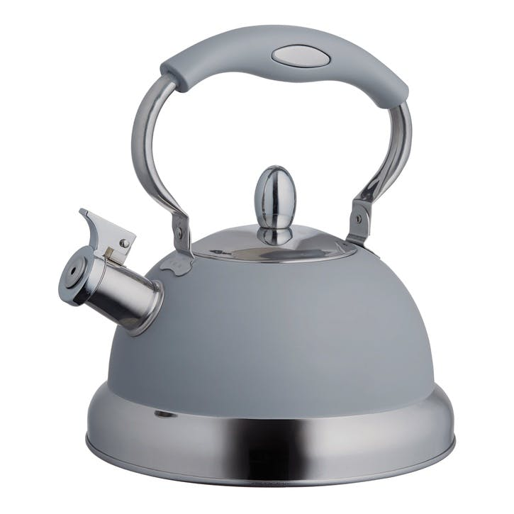 Living Stove Top Kettle, Grey