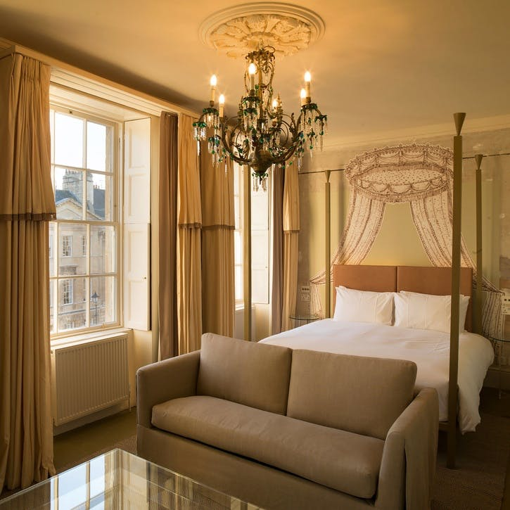 A voucher towards a stay at No.15 Great Pulteney Hotel for two, Bath
