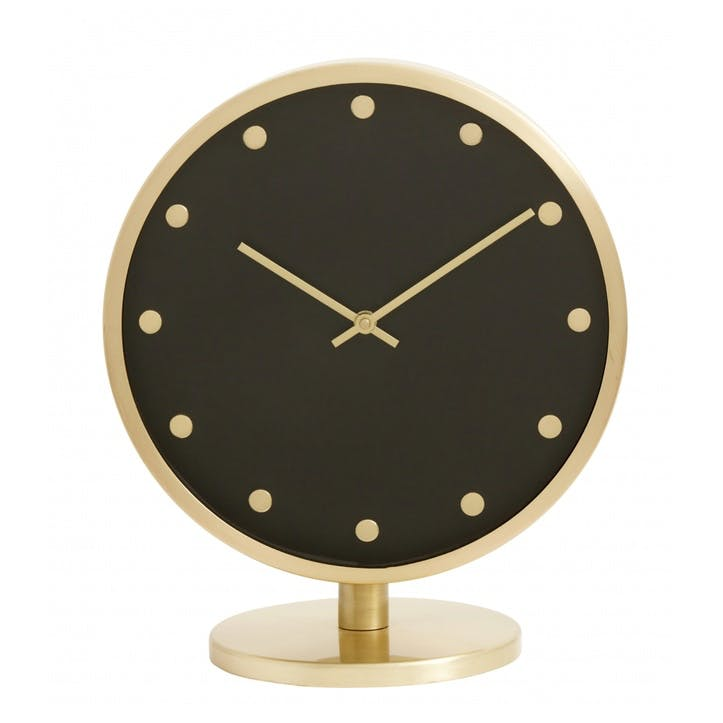 Carat Standing Clock