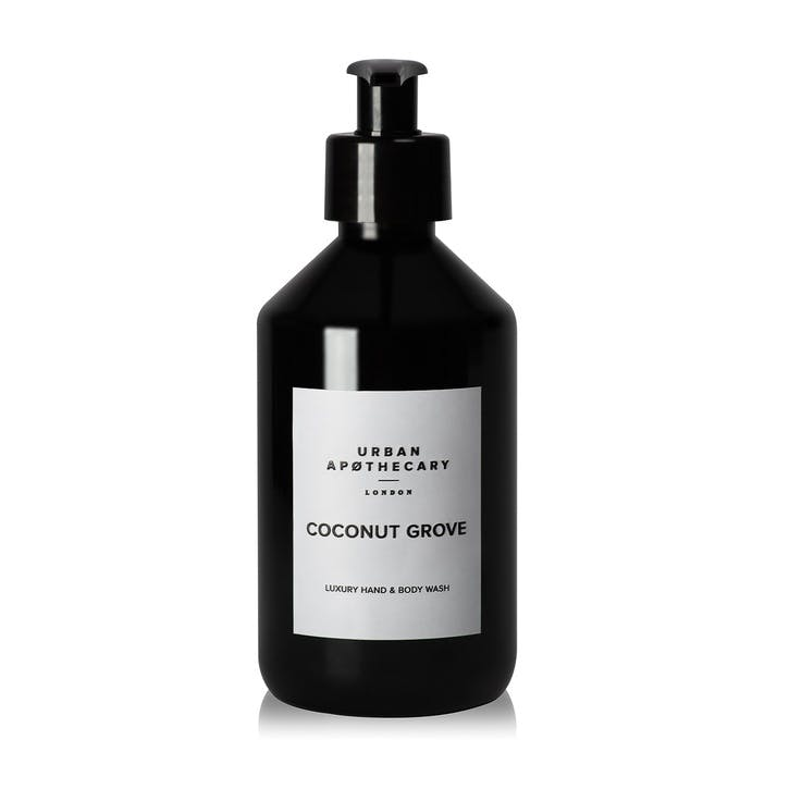 Coconut Grove Luxury Hand & Body Wash, 300ml
