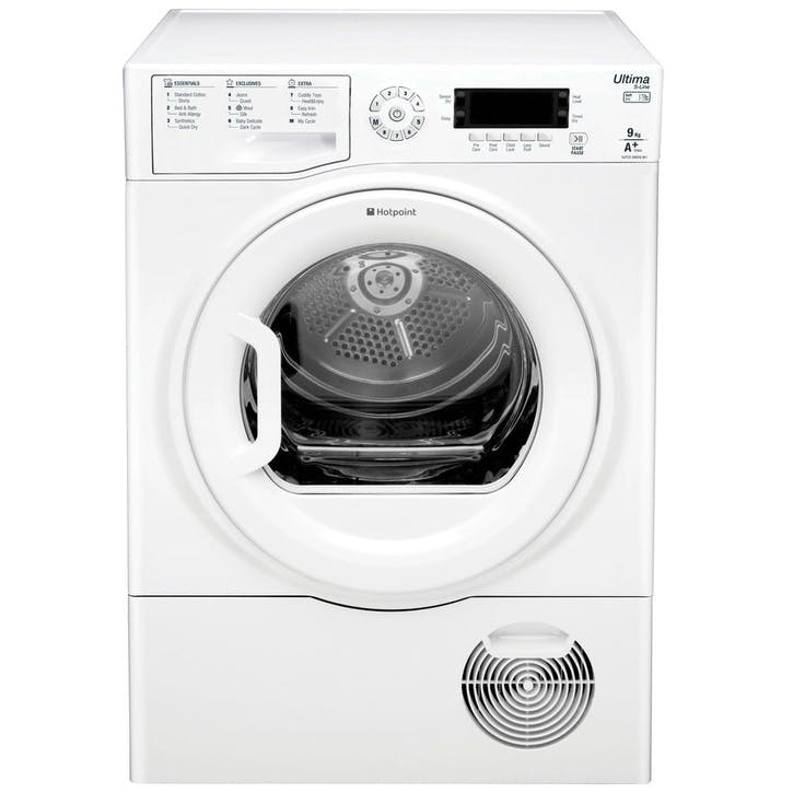 SUTCDGREEN9A1 Ultima S-line Heat Pump Tumble Dryer; White