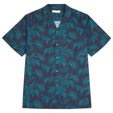 Byron Cuban Pyjama Shirt, Small