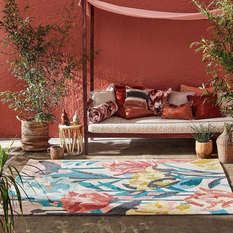 outdoor rug