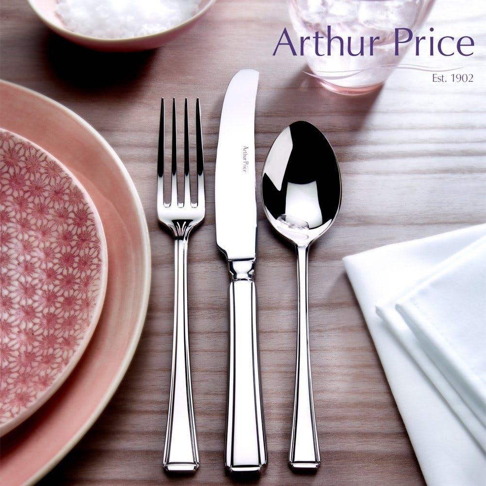 Arthur Price second