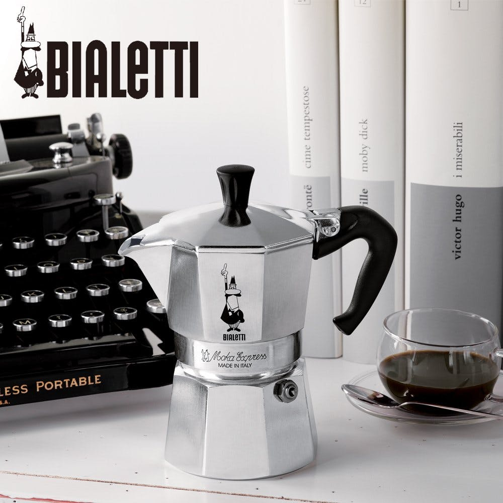 Bialetti second