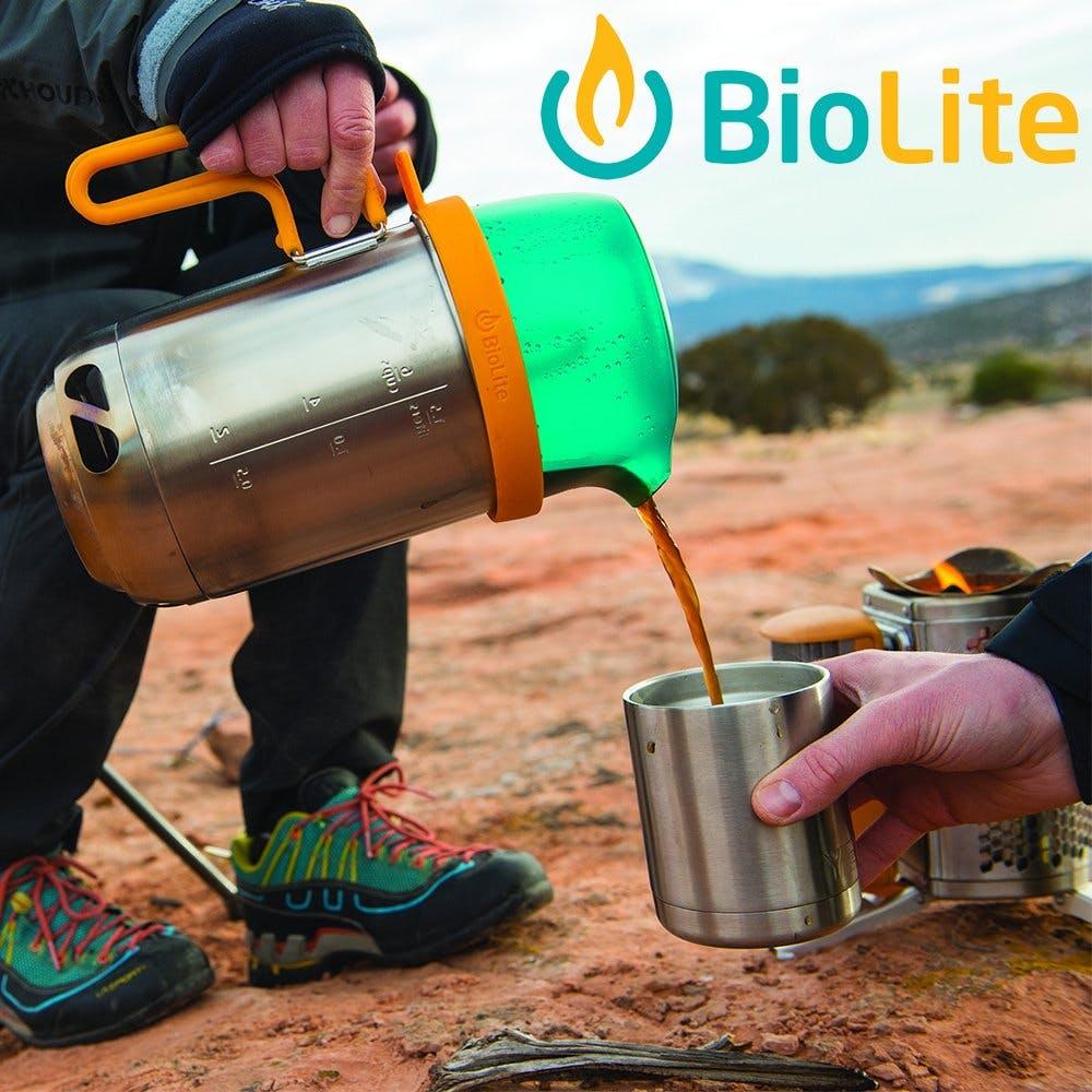 biolite second