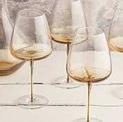 beau living glassware
