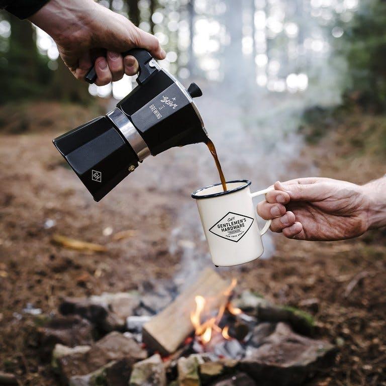 Camping-coffee-enamel-mug