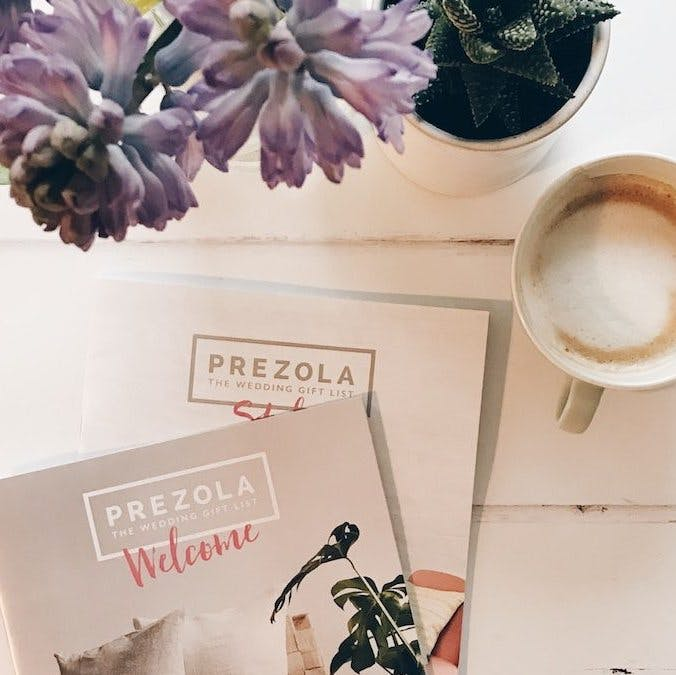 Prezola welcome pack