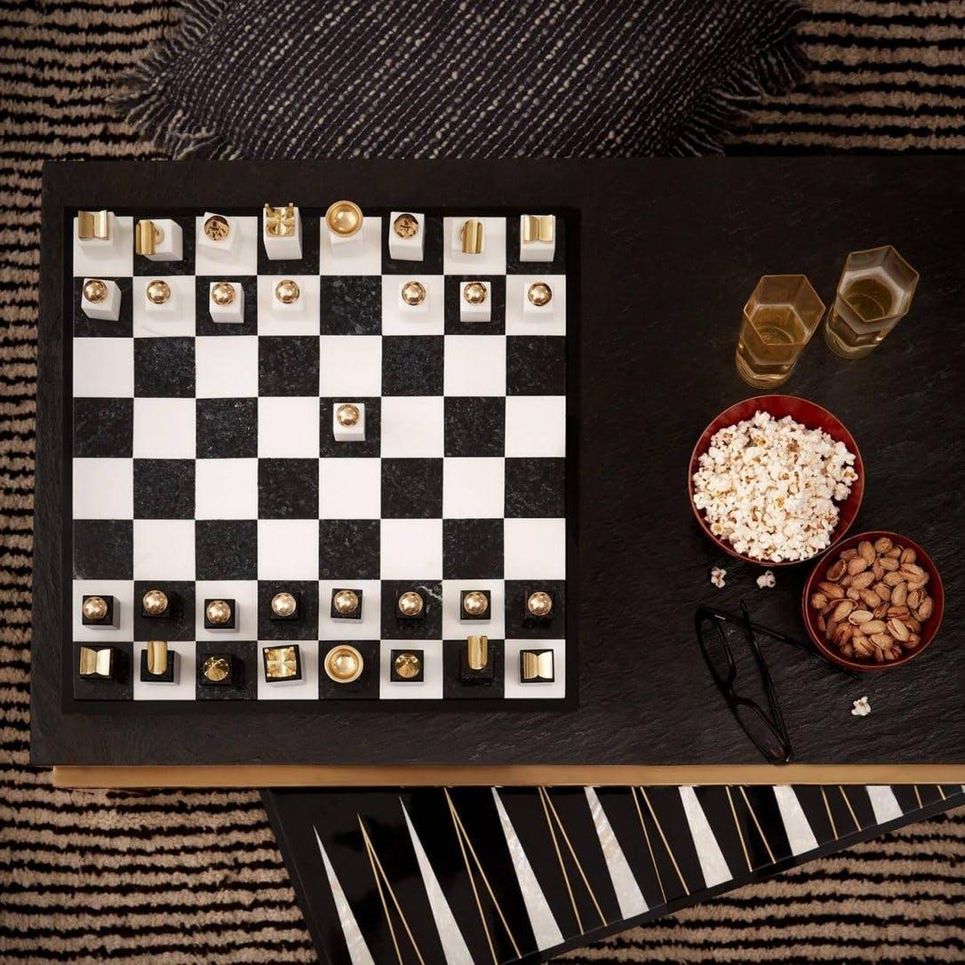 nkuku chess board game