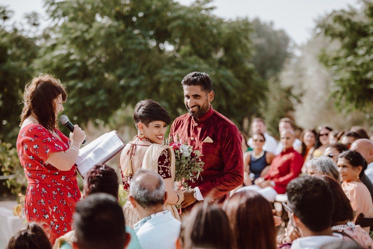 Hema & Ajai ceremony