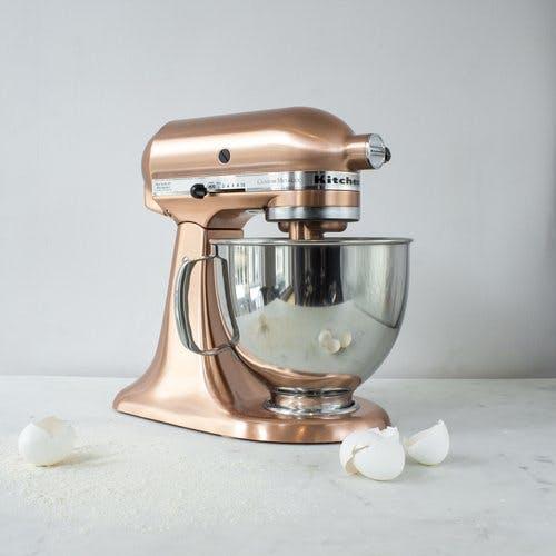 KitchenAid copper