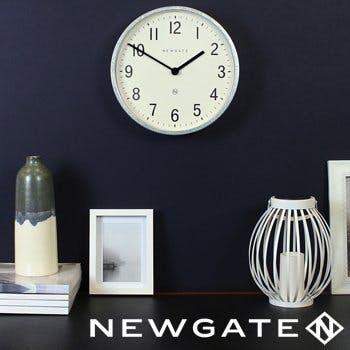 Newgate landing page