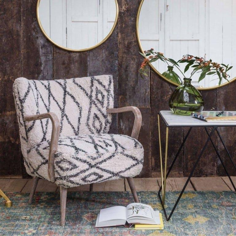 Graham & Green Mina Chair Home Mindfulness
