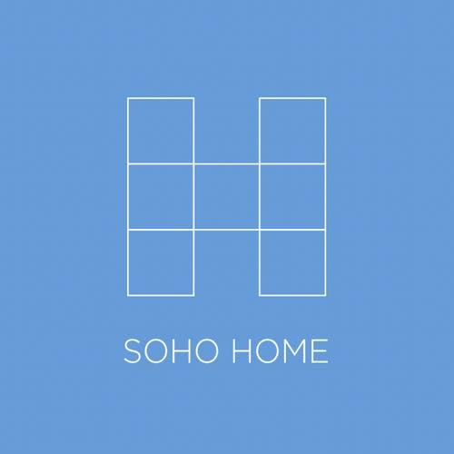Soho Home blue logo