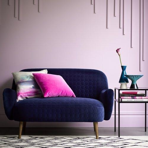 Sofa.com blue sofa