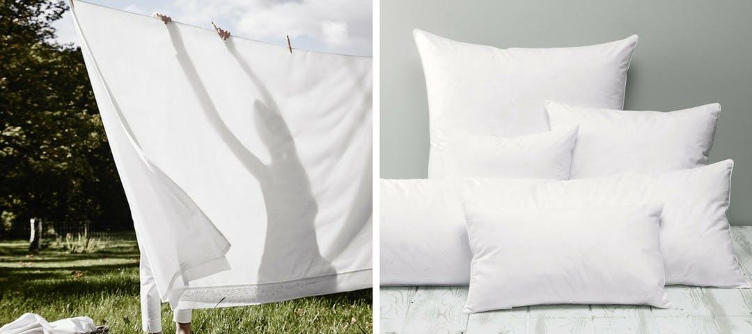 The White Company bedding