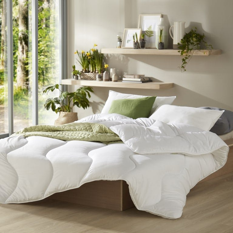Eco Double Duvet The Fine Bedding Company