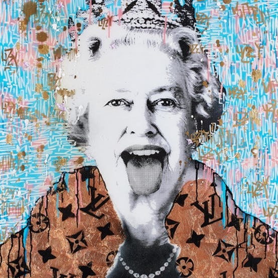 Auction Collective Queen