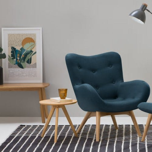 Mid-century-chair