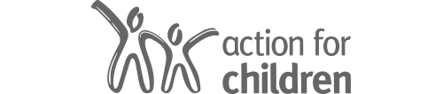 Action For Children Footer Logo