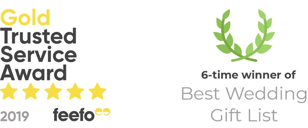 2019 Awards and Feefo Gold Trusted