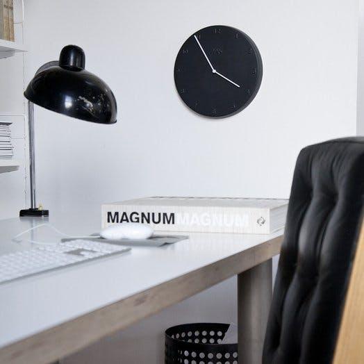 Kahler clock