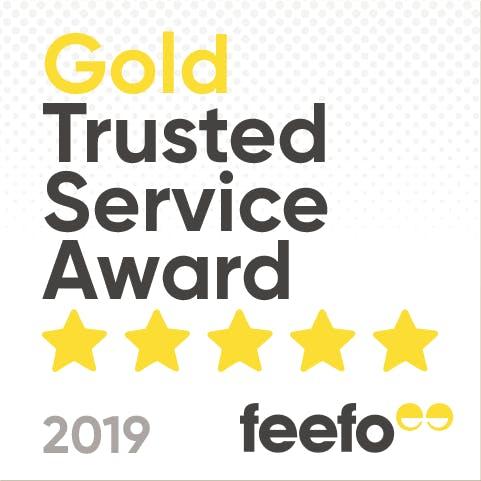 Feefo award 2019