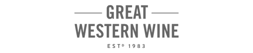 Great Western Wine Menu Footer Logo