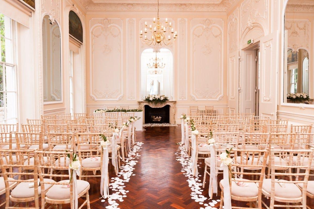wedding day isle