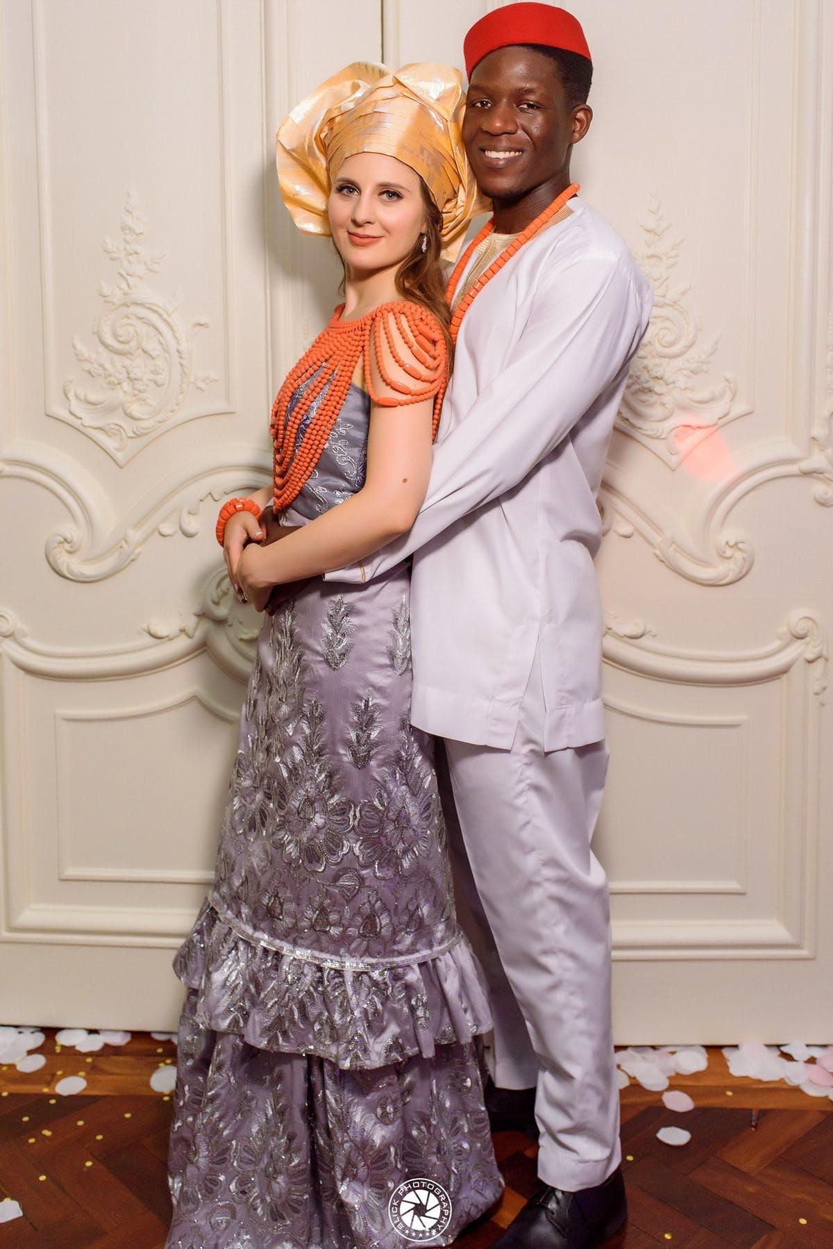 Nigerian wedding outfits