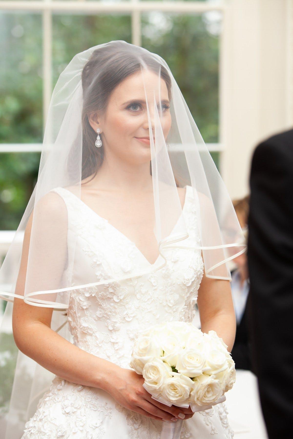 Sasha the bride