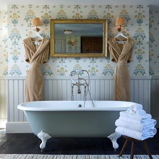 Soho Home, Bathroom