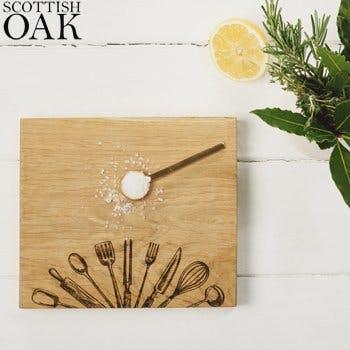 Scottish Oak second