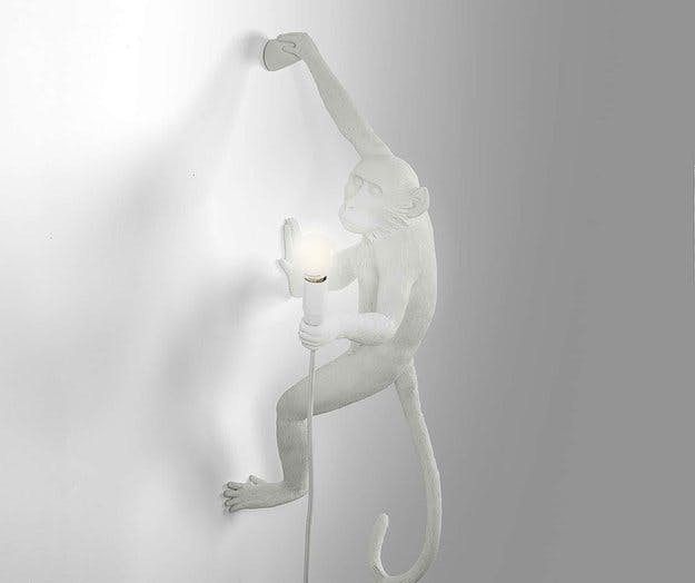 Seletti Monkey Light