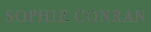 Sophie Conran Menu Footer Logo