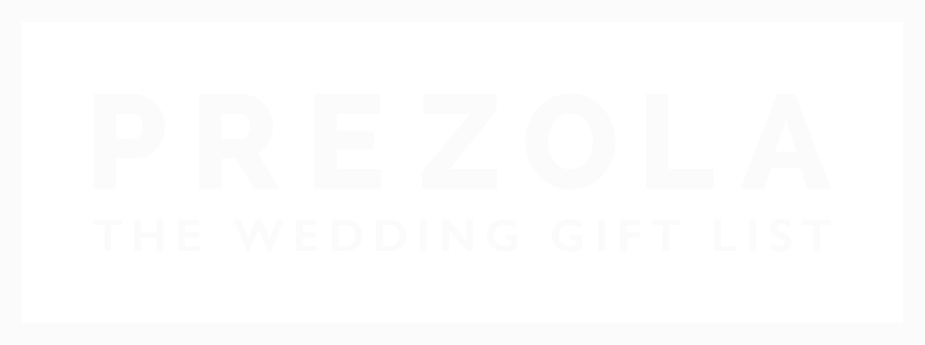 Prezola The Wedding Gift List Logo